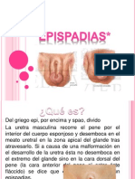 EPISPADIAS