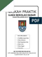 NASKAH PRAKTIK REJODADI 01 2013