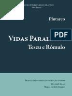 PLUTARCO. Vidas Paralelas_ Teseu e Rômulo
