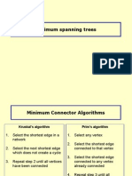D1,L5 1 Kruskal's and Prim's Algorithms