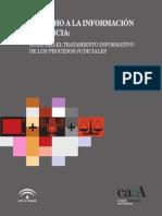 Guia Para El Tratamiento Informativo Procesos Judiciales