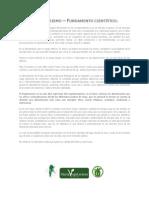 FRUGIVORISMO - Fundamento científico