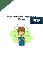 Guia Flauta Para Tercero