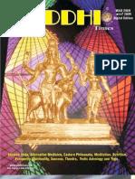Siddhi Times-Fortnight Edition - Masi 2009 - Dr.Commander Selvam
