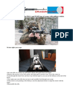 Pso Scope Zero Manual