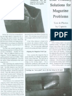 User Friendly Solutions for Magazine Problems