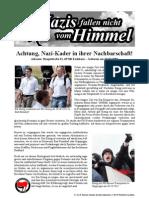 Achtung, Nazi-Kader in ihrer Nachbarschaft! Kai König, Eschborn