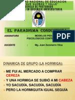Grupo N° 01 - El Paradigma Conductista