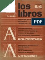 Revista Los Libros 04 - Argentina