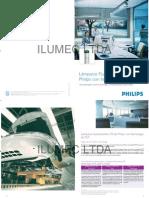 Philips Catalogo Tecnologia t8 Alto
