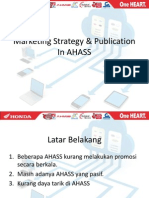 Marketing Strategy & Publication  in AHASS (2)