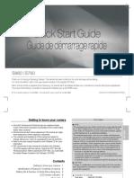 Samsung S760 - Quick Start Guide