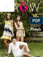 WAGW mag S/S '13 issue
