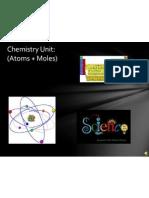chemistry unit