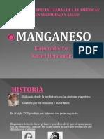manganeso