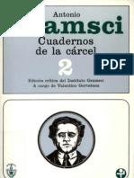Gramsci Antonio Cuadernos de La Carcel Tomo 2
