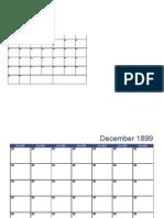 calendario ETERNO