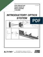 Optics Bench
