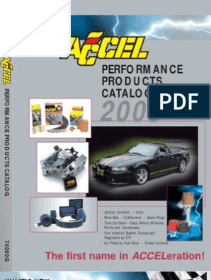 ACCEL | Ignition System | Distributor