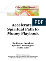 Accelerated Spiritual Path to Money Playbook