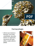 Generalidades Sobre Farmacologia