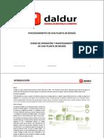 Curso de Operacion y Mantenimiento de Biogas