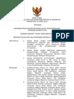 Pedoman Penyusunan Rencana Induk Pengembangan Kawasan Minapolitan