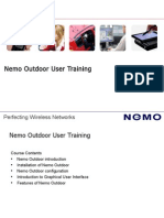 Nemo Outdoor 5 User Training