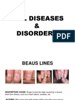 NAIL DISEASES DISORDERS POWERPOINT PRESENTATION 2010-1.ppt