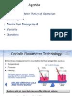 Coriolis technology