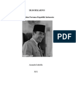 Biografi Ir Sukarno