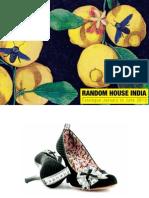 Random House India Catalogue (2013)