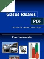 Gas Idealreal