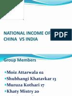 India vs Chaina