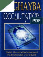 AL-GHAYBA OCCULTATION - Sheikh Abu Abdullah Muhammad Bin Ibraheem Bin Jafar Al-Katib - XKP