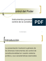 Derecho Procesal Constitucional Art133