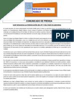 Nota de Prensa Del 26-03-2013