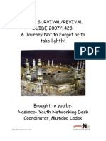 Hajj Survival Guide