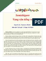 Vang rộn tiếng ve - Semishigure  - Fujisawa Shuhei