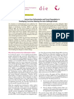 REDD Policy Approaches Briefing Paper German Development Institute[1]