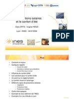 Protections Solaires INES