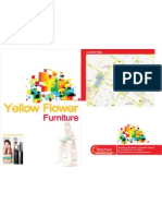 Yellow Flower Page