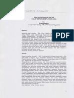 Identifikasi Bahan Galian Dalam Metode Eksplorasi Awal