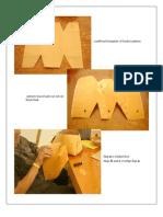 Steps for Making Birch Bark Basket-Pictures