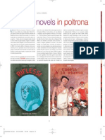 Graphic novels in poltrona