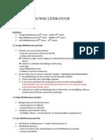 Cursus Inleiding Tot de Middeleeuwse Lit.