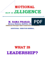 Emotional Intelligence Latest 16-08-2012 an 5S