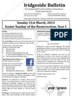 2013-03-31 - Easter Sunday Year C