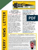 Ferry News - Spring 2013