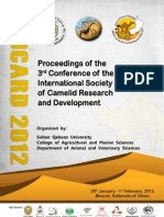 2012 Proceedings of 3rd ISOCARD Conference
